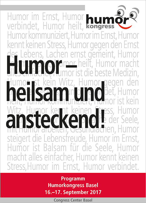 Humorkongress 2017 Messe Lachen & Humor in Basel